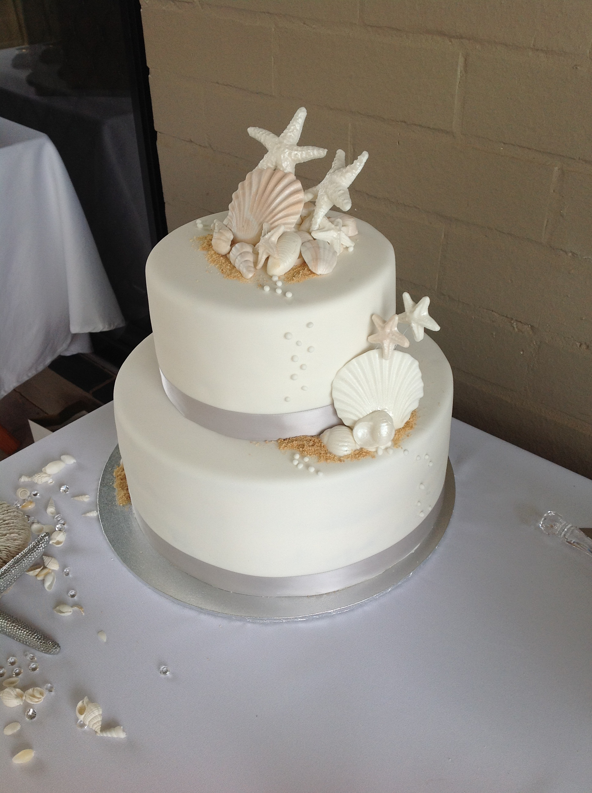 Coastal Cake Design Gorgeous affordable cakes