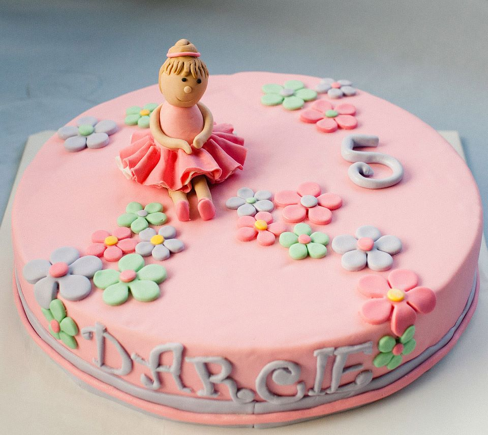 Ballerina Cake Coastal Cake Design